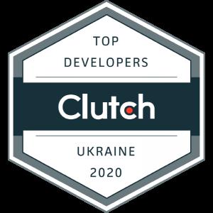Clutch award-badge