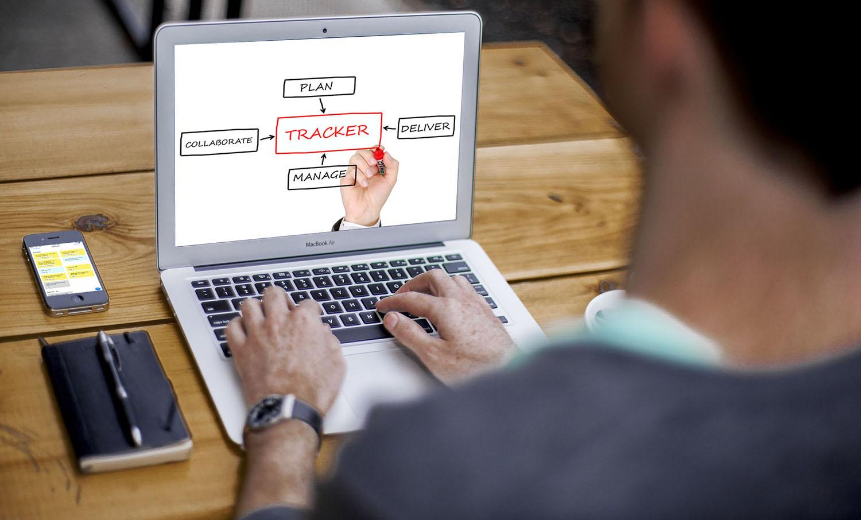 Tracker: custom project management software