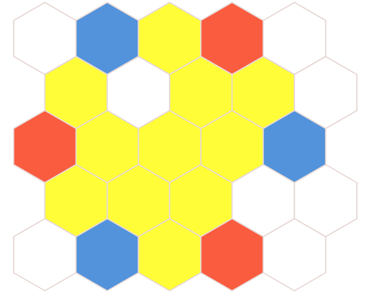 Sample game board