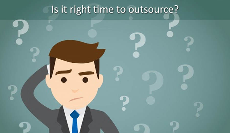 It outsourcing for small business