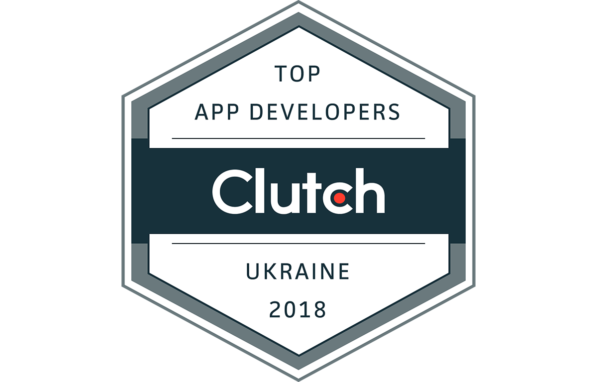 Top app developers Ukraine 2018
