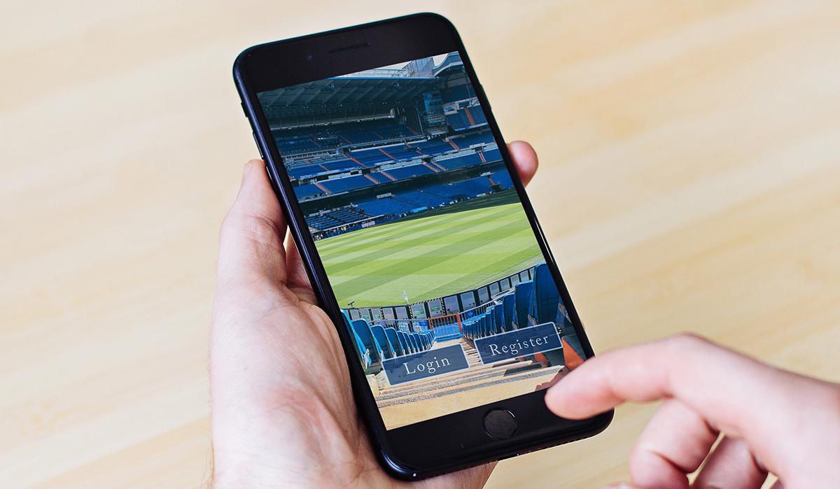 Mobile Sports App