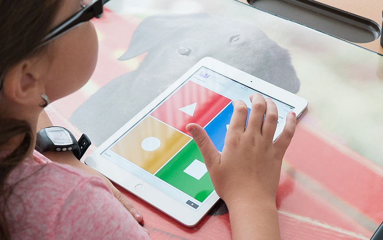 Gamified educational apps for students