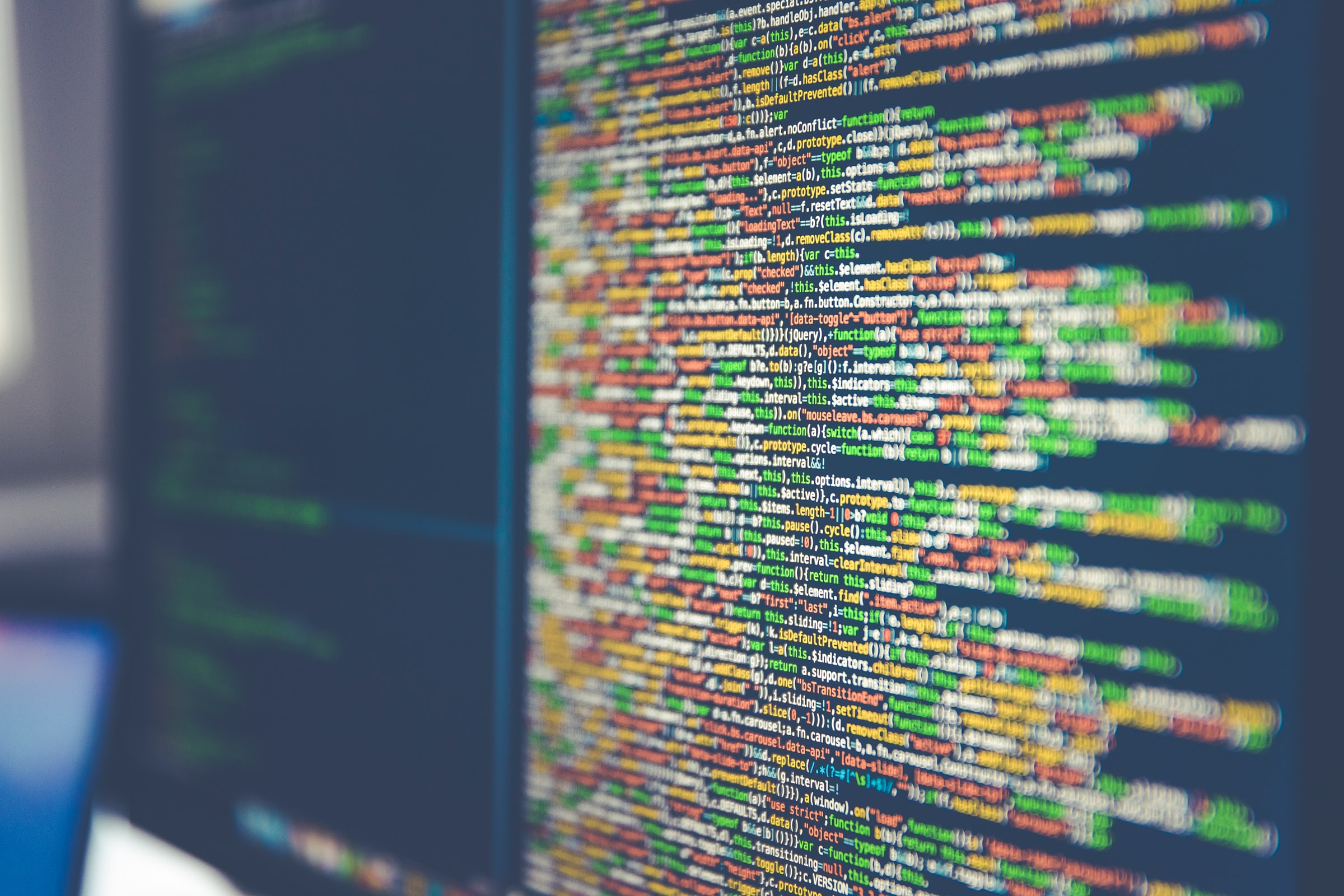 Machine learning is about designing and using computer algorithms to find patterns in data