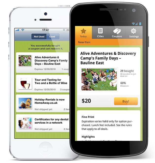 Getsocio E Commerce Mobile Apps Projects Anadea