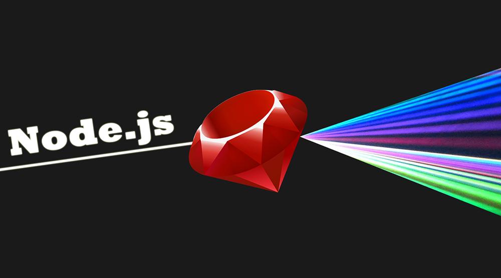 Nodejs Through The Eyes Of A Ruby Developer