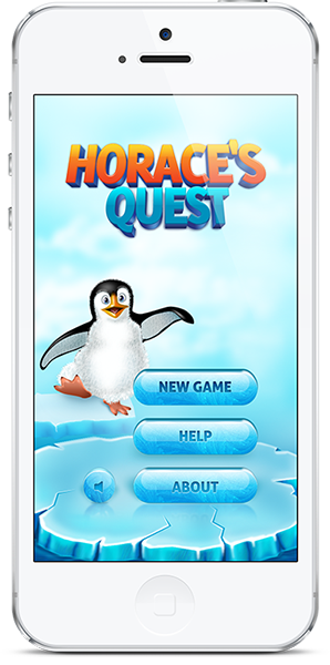 Horace's Quest - new game